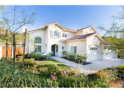 Photo of 25146 Running Horse Road, Newhall, CA 91321 (MLS # SR18182236)
