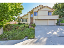 Photo of 24160 Mentry Drive, Newhall, CA 91321 (MLS # SR18230557)