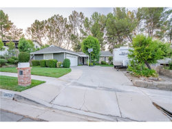 Photo of 26329 Larkhaven Place, Newhall, CA 91321 (MLS # SR18234984)