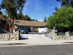 Photo of 8427 Natalie Lane, Canoga Park, CA 91304 (MLS # SR18236845)