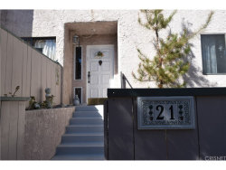 Photo of 7900 Topanga Canyon Boulevard, Unit 21, Canoga Park, CA 91304 (MLS # SR18239170)