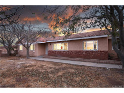 Photo of 39240 Bouquet Canyon Road, Leona Valley, CA 93551 (MLS # SR18274890)