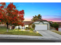 Photo of 40513 Pinnacle Way, Palmdale, CA 93551 (MLS # SR18290768)