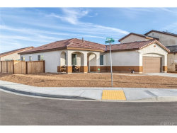 Photo of 2538 Werner Street, Rosamond, CA 93560 (MLS # SR19020674)