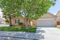 Photo of 44016 Camellia Street, Lancaster, CA 93535 (MLS # SR19115857)