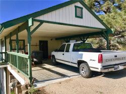 Photo of 9216 Whispering Pines Road, Frazier Park, CA 93225 (MLS # SR19179219)
