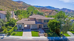 Photo of 25540 Morning Mist Drive, Stevenson Ranch, CA 91381 (MLS # SR19179558)