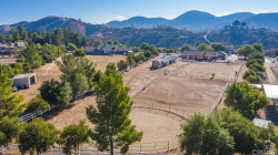 Photo of 35023 Caprock Road, Agua Dulce, CA 91390 (MLS # SR19270972)