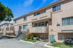 Photo of 18347 Saticoy Street, Unit 30, Reseda, CA 91335 (MLS # SR20012105)