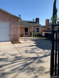 Photo of 13450 Cornelius Street, Pacoima, CA 91331 (MLS # SR20026276)