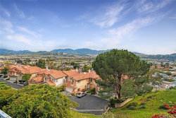 Photo of 18514 Blue Moon Court, Unit 32, Canyon Country, CA 91351 (MLS # SR20064359)