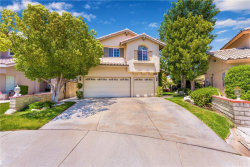 Photo of 14547 Edgeview Place, Canyon Country, CA 91387 (MLS # SR20102615)