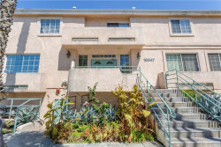 Photo of 18347 Saticoy Street, Unit 33, Reseda, CA 91335 (MLS # SR20129197)