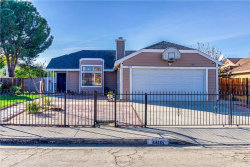 Photo of 44115 Dahlia Street, Lancaster, CA 93535 (MLS # SR20245822)
