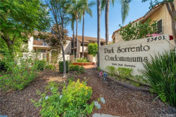 Photo of 23401 Park Sorrento, Unit 8, Calabasas, CA 91302 (MLS # SR20263723)