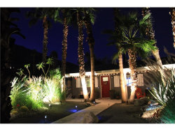 Photo of 106 Canyon Rock Road, Palm Springs, CA 92264 (MLS # SW17205946)