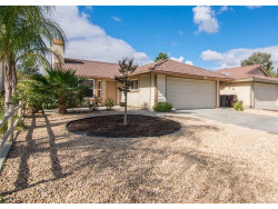 Photo of 37909 Cresta Del Reyo, Murrieta, CA 92563 (MLS # SW17257107)
