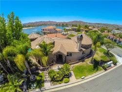 Photo of 29710 Buggywhip Court, Canyon Lake, CA 92587 (MLS # SW18138216)