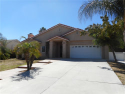 Photo of 31363 Park Boulevard, Nuevo/Lakeview, CA 92567 (MLS # SW18226225)