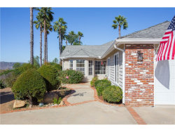 Photo of 593 Pheasant Valley Court, Fallbrook, CA 92028 (MLS # SW18268168)