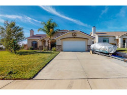Photo of 889 Sycamore Court, Banning, CA 92220 (MLS # SW18277944)