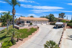Photo of 22560 Blue Teal Drive, Canyon Lake, CA 92587 (MLS # SW19095895)