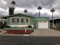 Photo of 26027 Queen Palm Drive, Homeland, CA 92548 (MLS # SW20029054)