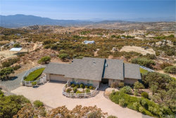 Photo of 40230 Crazy Horse Canyon Road, Aguanga, CA 92536 (MLS # SW20198246)