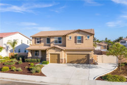 Photo of 31771 Via Santa Elena, Winchester, CA 92596 (MLS # SW20222529)