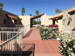 Photo of 2170 S Palm Canyon Drive , Unit 22, Palm Springs, CA 92264 (MLS # TR18018255)