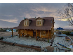 Photo of 3418 Quail Road, Pinon Hills, CA 92372 (MLS # TR19039413)