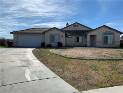 Photo of 21297 Champagne Way, Apple Valley, CA 92308 (MLS # WS20012508)