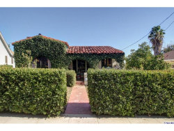 Photo of 4128 Somers Avenue, Glassell Park, CA 90065 (MLS # 316010609)