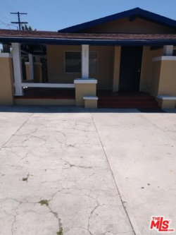 Photo of 804 W 53th Street, Los Angeles, CA 90037 (MLS # 19489878)
