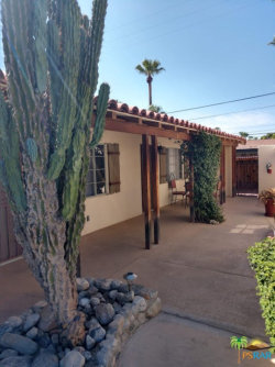 Photo of 351 E Cottonwood Road, Unit 2, Palm Springs, CA 92262 (MLS # 19502640PS)