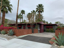 Photo of 740 Sunny Dunes Road, Palm Springs, CA 92264 (MLS # 219041699PS)