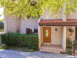 Photo of 7732 Via Sorrento , Unit 30, Burbank, CA 91504 (MLS # 316010755)
