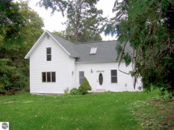Photo of 1523 Higgins Road, Benzonia, MI 49616 (MLS # 1775022)