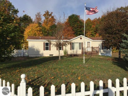 Photo of 7268 Traverse Road, Thompsonville, MI 49683 (MLS # 1854880)