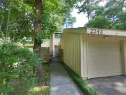 Photo of 2243 Settlers Way, The Woodlands, TX 77380 (MLS # 31013868)