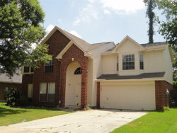 Photo of 18710 Echo Pines Court, Humble, TX 77346 (MLS # 71823971)