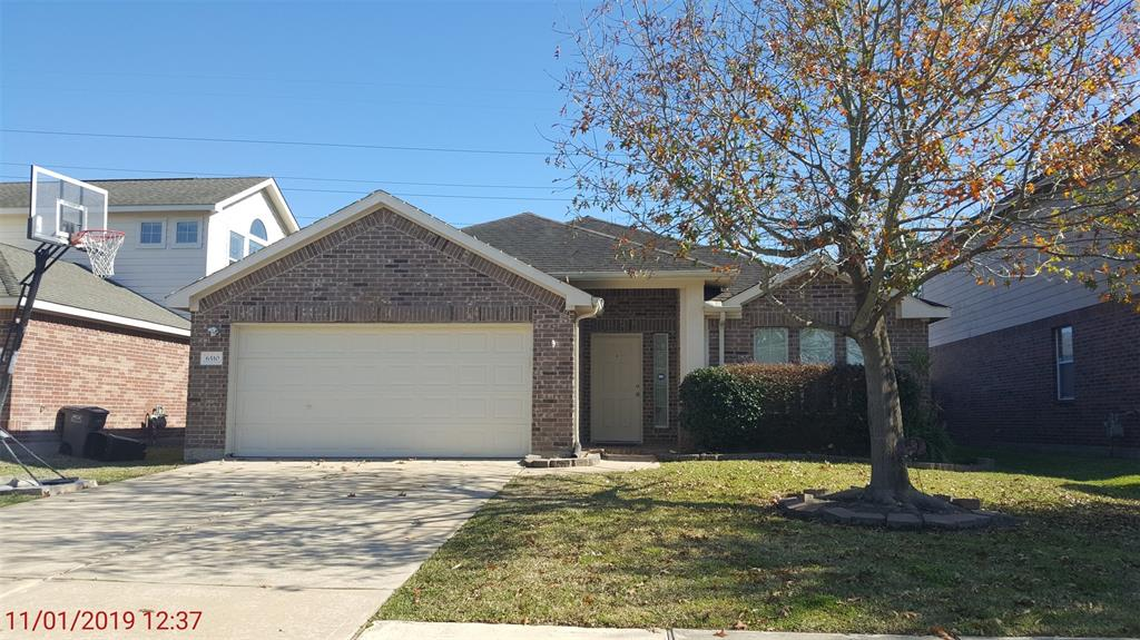 Photo for 6510 Evening Rose Lane, Katy, TX 77449 (MLS # 75996952)