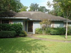 Photo of 111 McTighe, Bellaire, TX 77401 (MLS # 95112451)