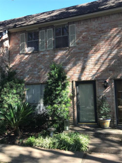 Photo of 14707 Barryknoll Lane W, Unit 162, Houston, TX 77079 (MLS # 4563680)