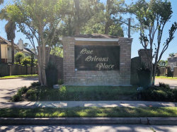Photo of 2800 Jeanetta Street, Unit 2405, Houston, TX 77063 (MLS # 7552562)