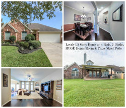Photo of 7319 Hickory Canyon Court, Humble, TX 77396 (MLS # 11936514)