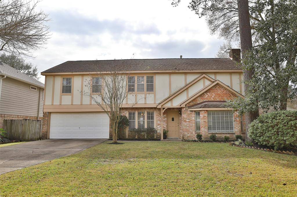 Photo for 5442 Forest Timbers Drive, Humble, TX 77346 (MLS # 12213919)