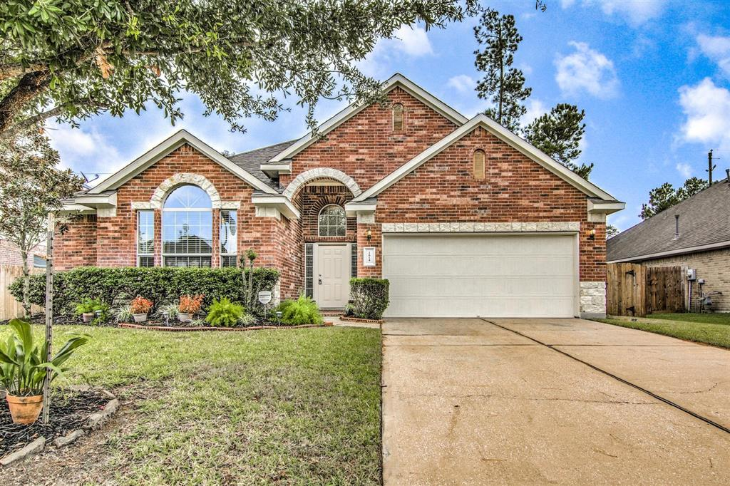 Photo for 2614 Broad Timbers Drive, Spring, TX 77373 (MLS # 23371952)