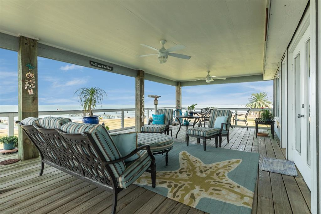Photo for 7712 Channelview Drive, Galveston, TX 77554 (MLS # 23564518)