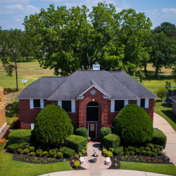 Photo of 2542 Pinehurst Drive, West Columbia, TX 77486 (MLS # 28847001)